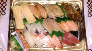 くら寿司の人気10種